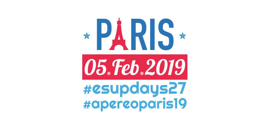 ESUP-Days 27 / Apereo Paris 2019